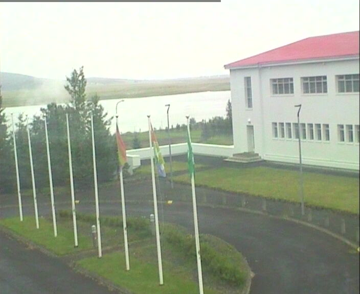 Webcam in Selfoss